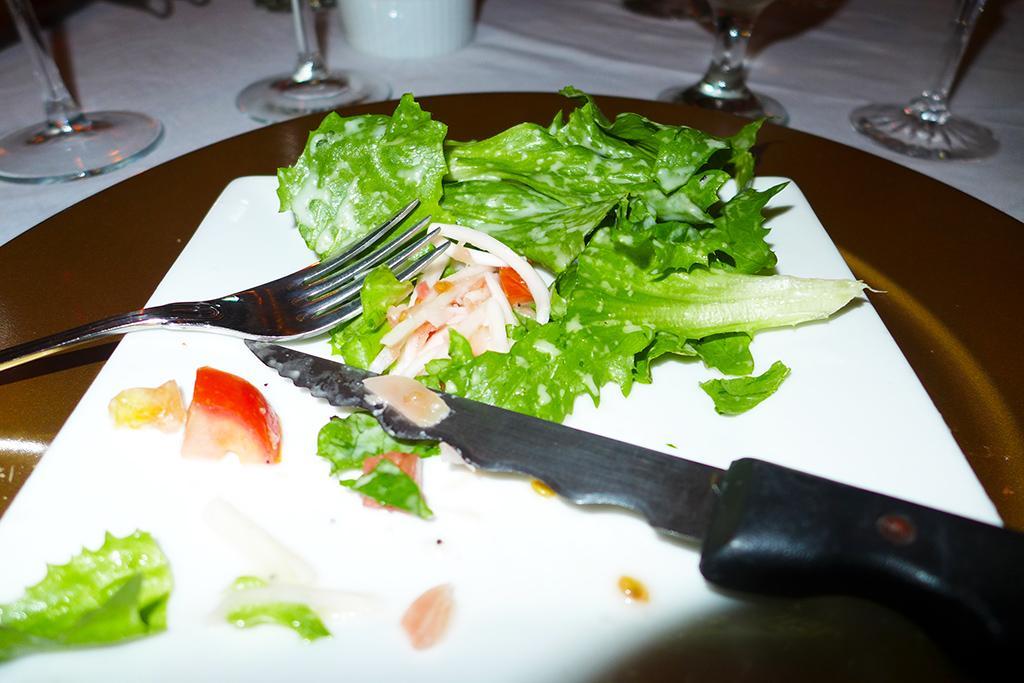 Suicide salad